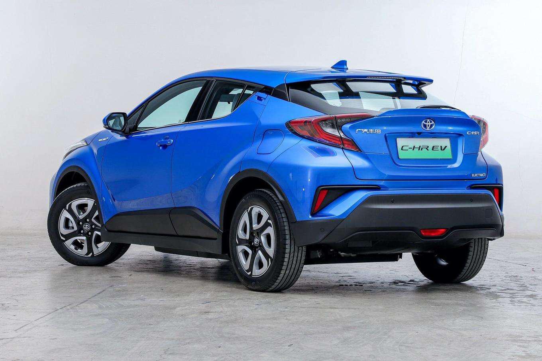 丰田C-HR EV上市  小型纯电SUV卖22.58万-24.98万你接受吗?