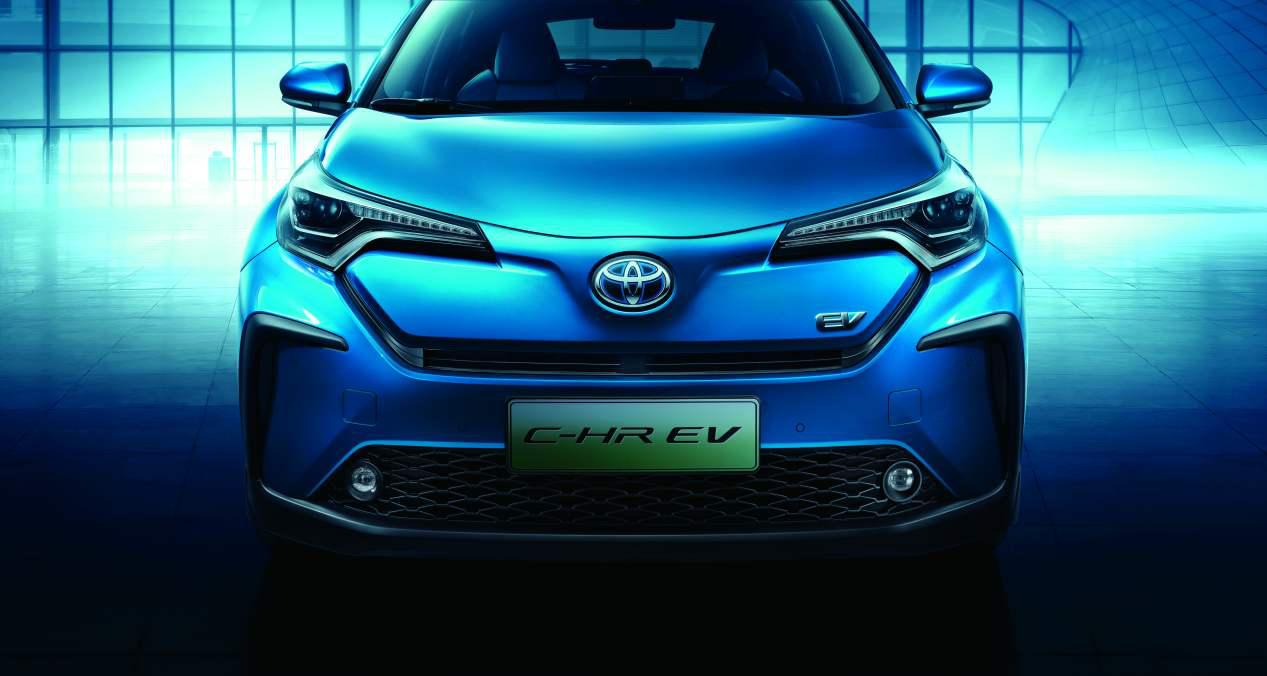 汽车-丰田C-HR EV上市  小型纯电SUV卖22.58万-24.98万你接受吗?