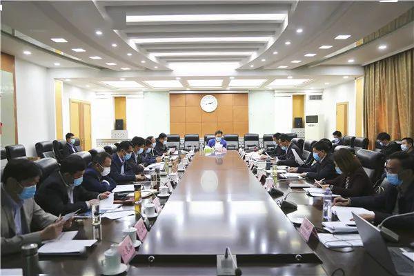 【时政报道】赵居安主持召开长清区自然保护地整合优化工作会议