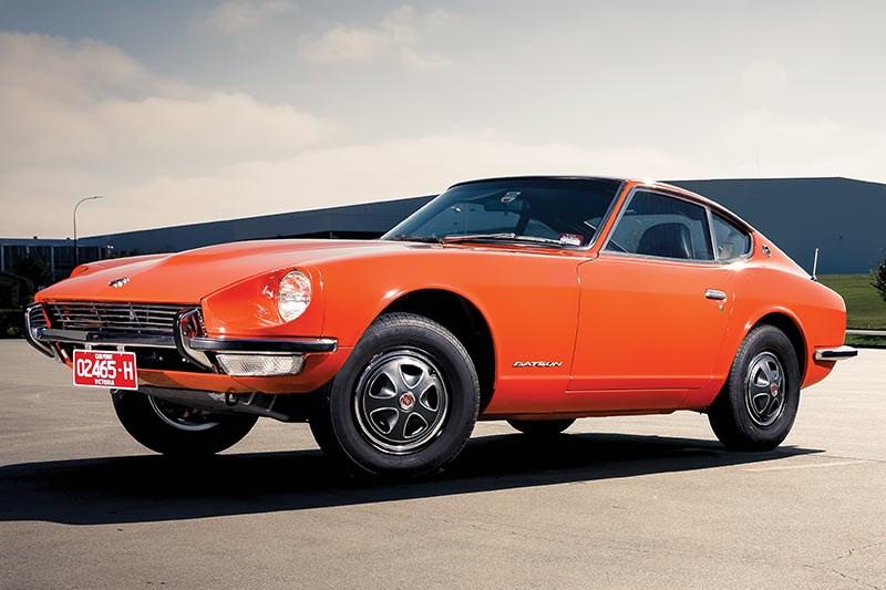 致敬经典双门跑车240Z,新的日产400Z风格复古,长这样香吗?