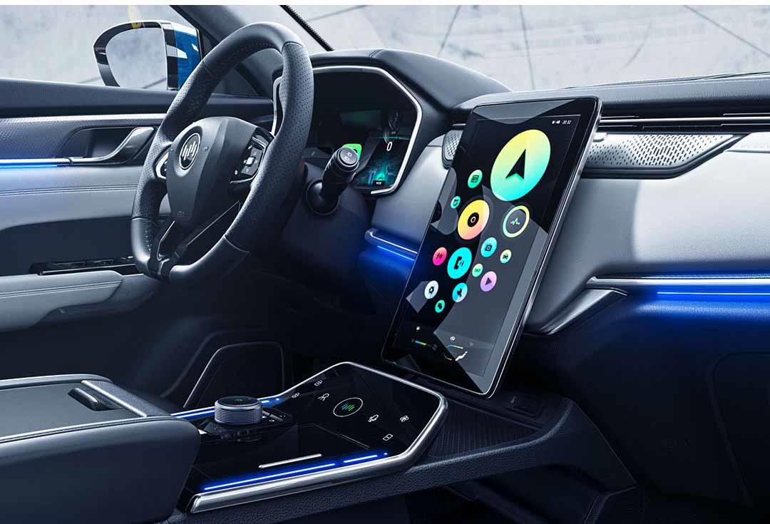 魏玛汽车新增就业岗位,EX5-Z能超过现在的EX5吗?