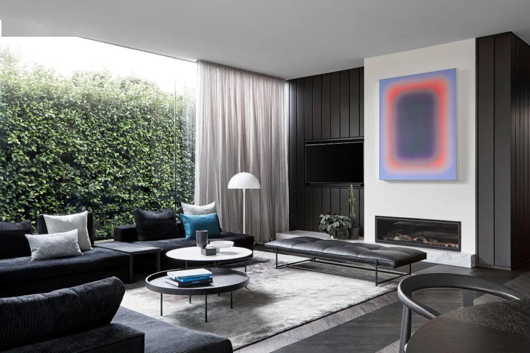 极简高级灰,创造设计与空间的无缝对话!