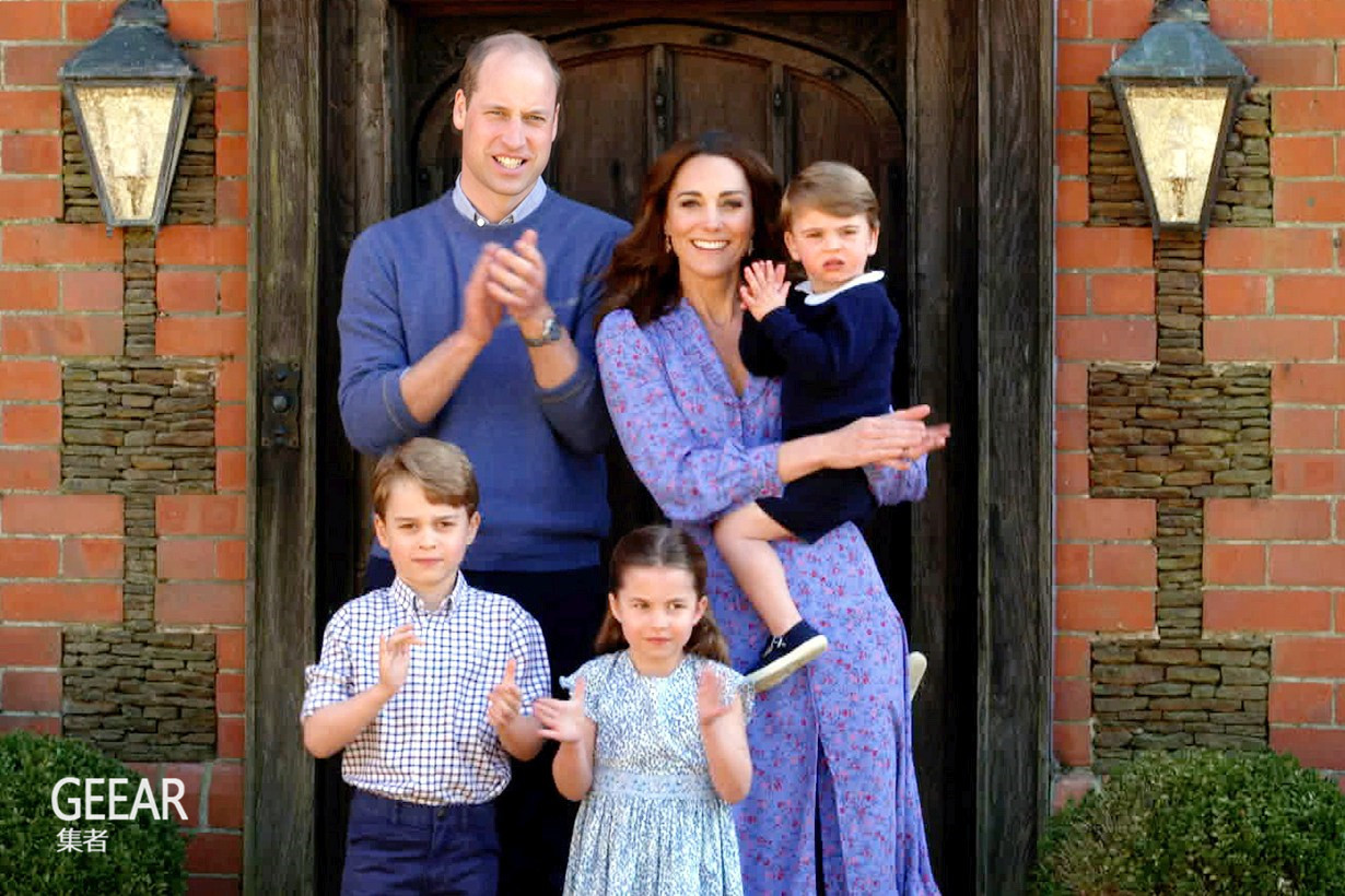 凯特王妃穿上这条ASOS连衣裙再次展现平价时尚!