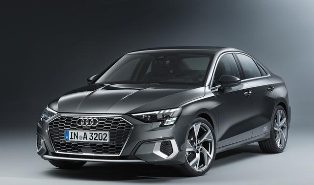新奥迪A3轿车版官方地图的发布有望在年内引入中国