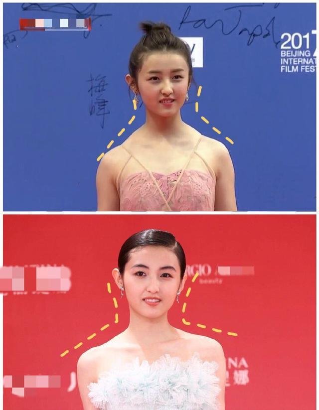 原创这三个地方让女人更有气质,张子枫靠它土气逆袭,刘诗诗美得出众