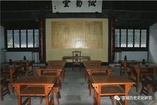宣城地区书院对地方政治文化发展的历史贡献(下)