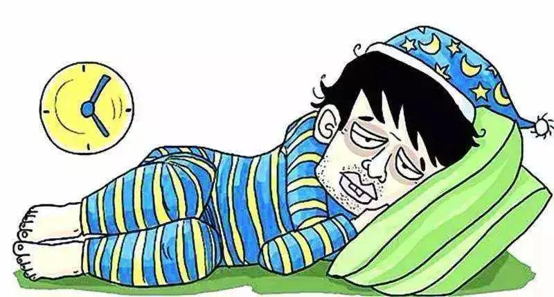 颈椎病引起头晕、头沉、失眠等症状
