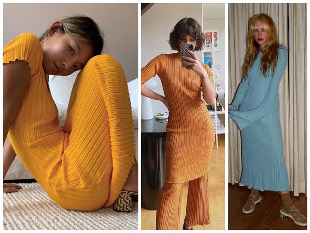 原创我选出了今年最美的4条连衣裙,快穿上它们迎接春天吧!