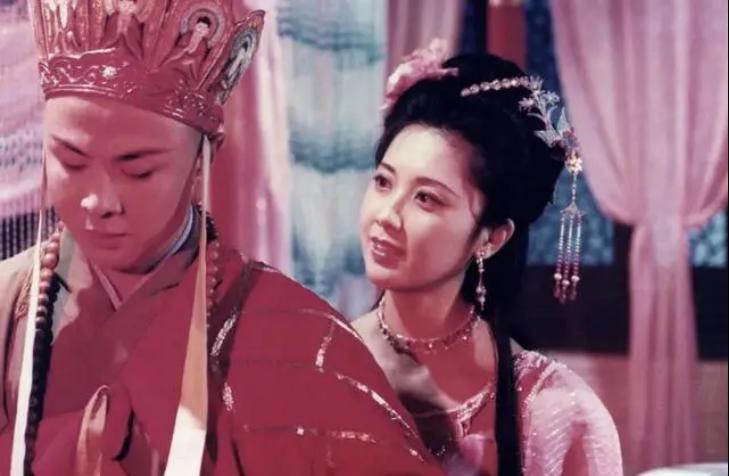 永远的女儿国国王, 西游记 第一美女,女神朱琳