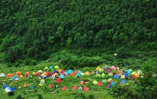 宁波这5大露营地,趁着五一长假,赶紧出发!满天星星等着你!