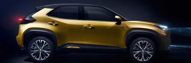 丰田全新SUV、迈巴赫S级内饰长这样、大众出纯电新车
