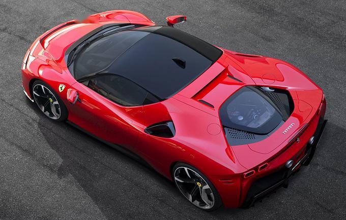 法拉利年内推两款新车或搭V6引擎-售价有望下调
