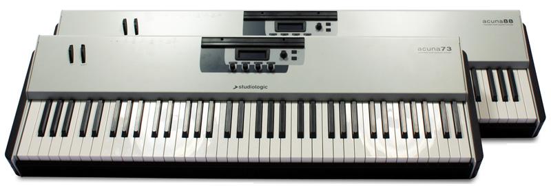 学习型ACUNA73 MIDI键盘