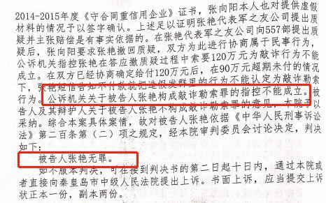 河北企业家质疑招标造假被诉敲诈:一审无罪二审改判3年