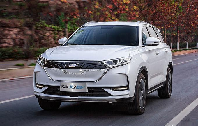 长安欧尚两款电动车开售纯电动SUV售16.99万起