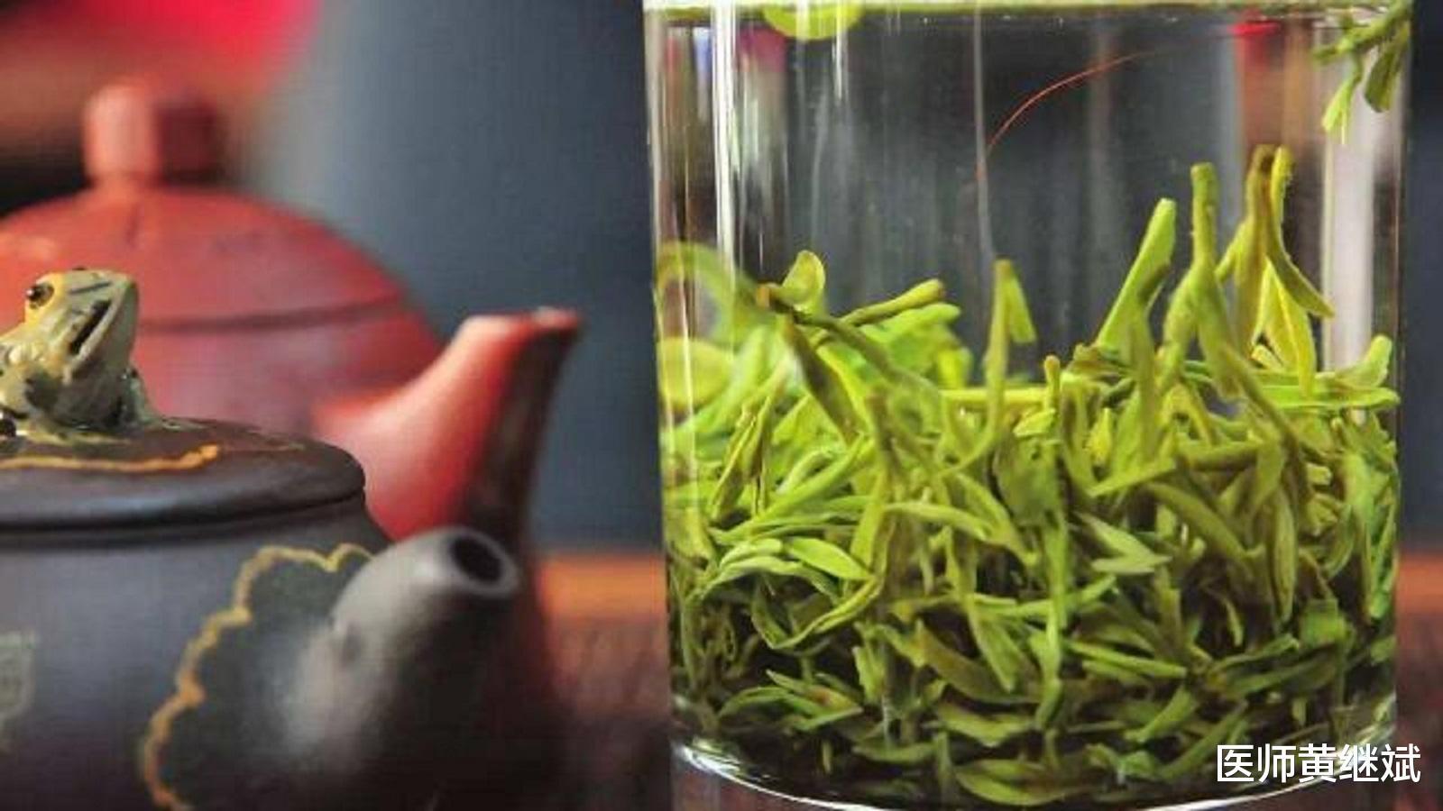 原创夏季必备养生饮品,比奶茶更健康,绿茶的功效和作用有哪些?