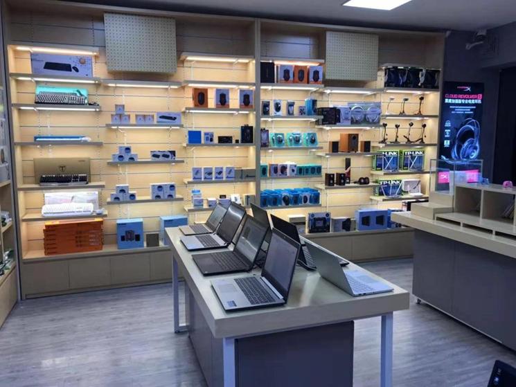 武汉京东电脑数码店复工第一天迎来与众不同的第一单