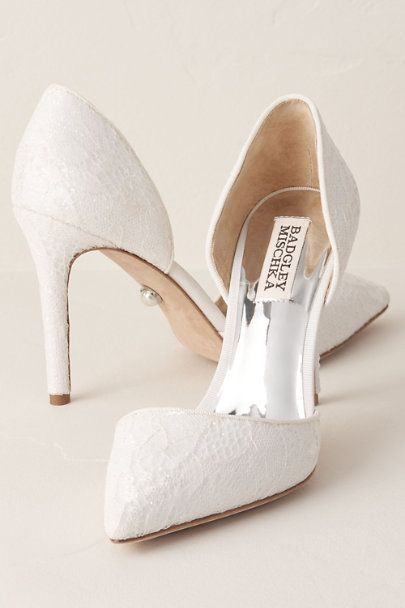 谁说婚鞋只有Jimmy Choo?那些平价小众的婚鞋推荐