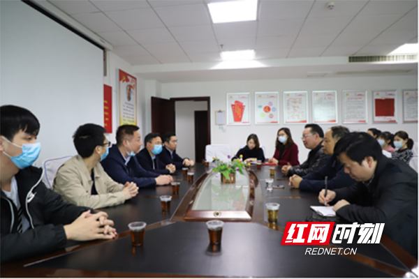 湖南环境生物职院党委慰问奋战在疫情防控一线的优秀校友