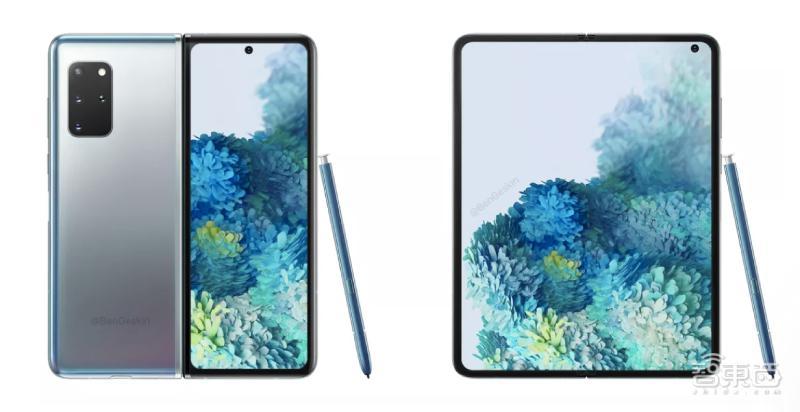 三星Galaxy Fold 2爆料:折叠屏配触控笔,大屏刷新率达120Hz
