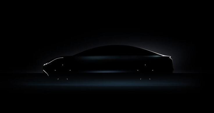 没有B柱?威马全新概念车预告图发布,5月10日正式亮相