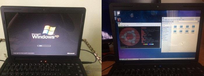 如何挽救预装Windows XP内存仅1GB的旧设备?