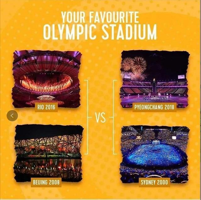 鸟巢获评最受喜欢的奥运体育场 网友:一点都不意外