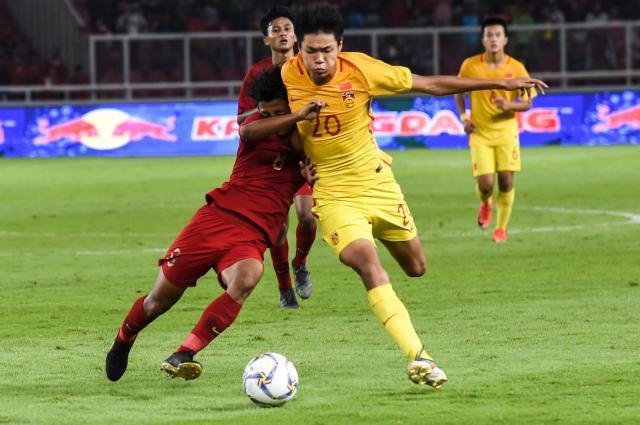 亚少赛亚青赛不推迟 国少將以第四档足球队真实身份摇签
