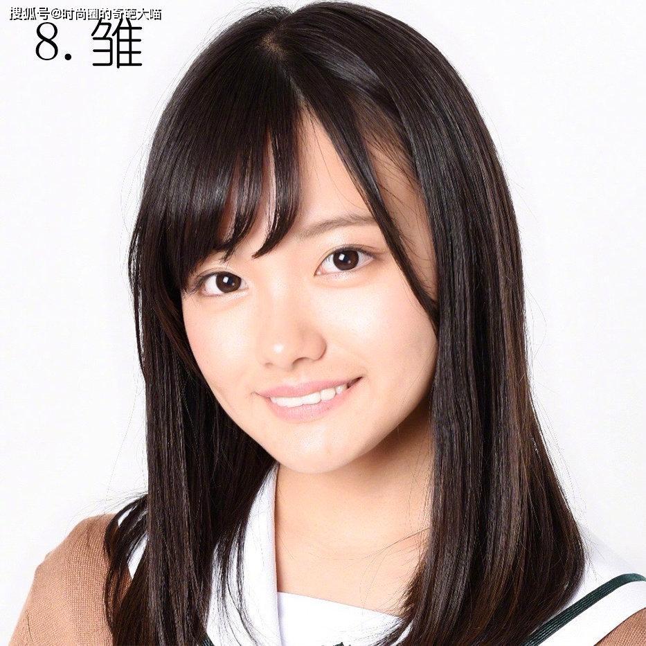 原创             日本最美高中生引关注,颜值差距明显,甜美系邻家小妹长相最吃香