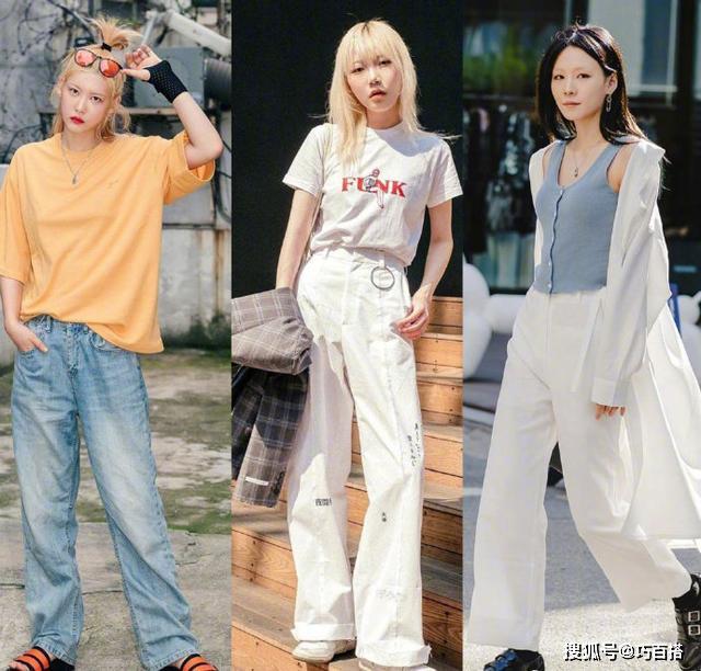 原创             韩国最潮街头搭配合集!用基础款穿出时尚品味,你也可以做到