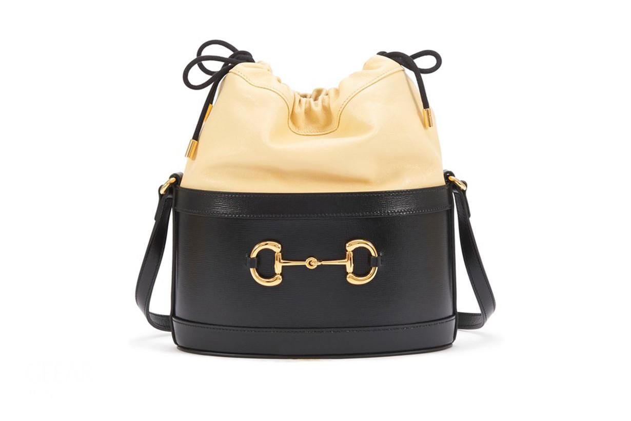原创             Gucci 1955 Horsebit手袋的这个奢华细节已跨越半个世纪!