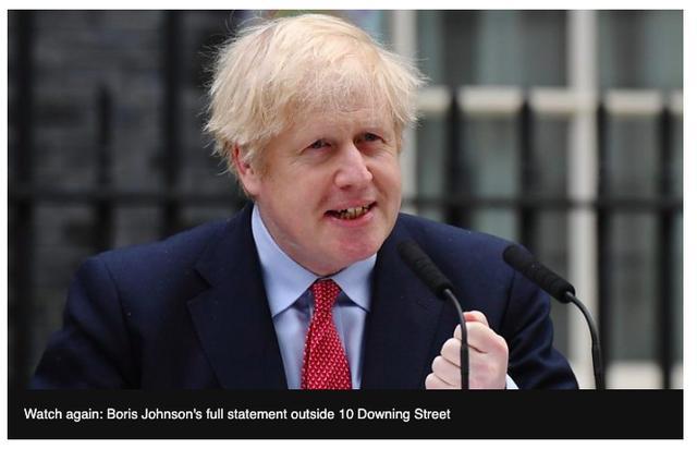 """原创             英国首相病愈""""复工""""宣布疫情接近拐点!中国留英学生家长放心吗"""