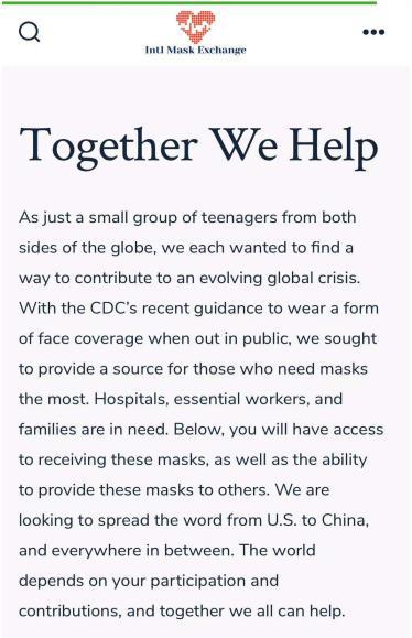 一个美高11年级学生:感谢2020年,你让我们变得加坚强!