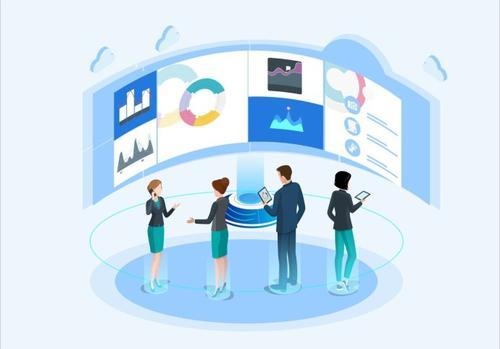5G时代数字化转型,厦门中小企业,你可以来一场永不落幕的3D虚拟线上云展厅