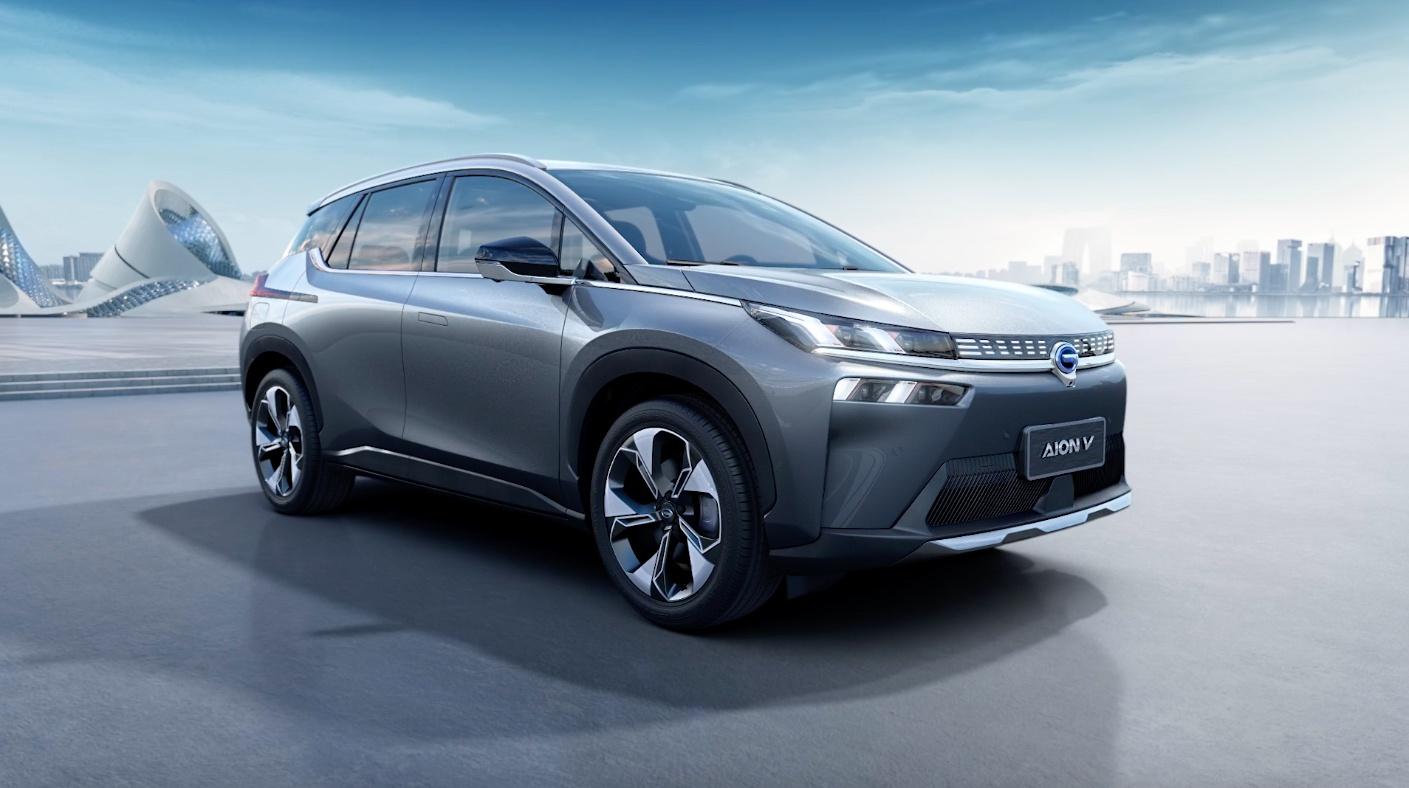 广汽新能源智能SUV埃安V 开启预售 补贴后售价17万元起