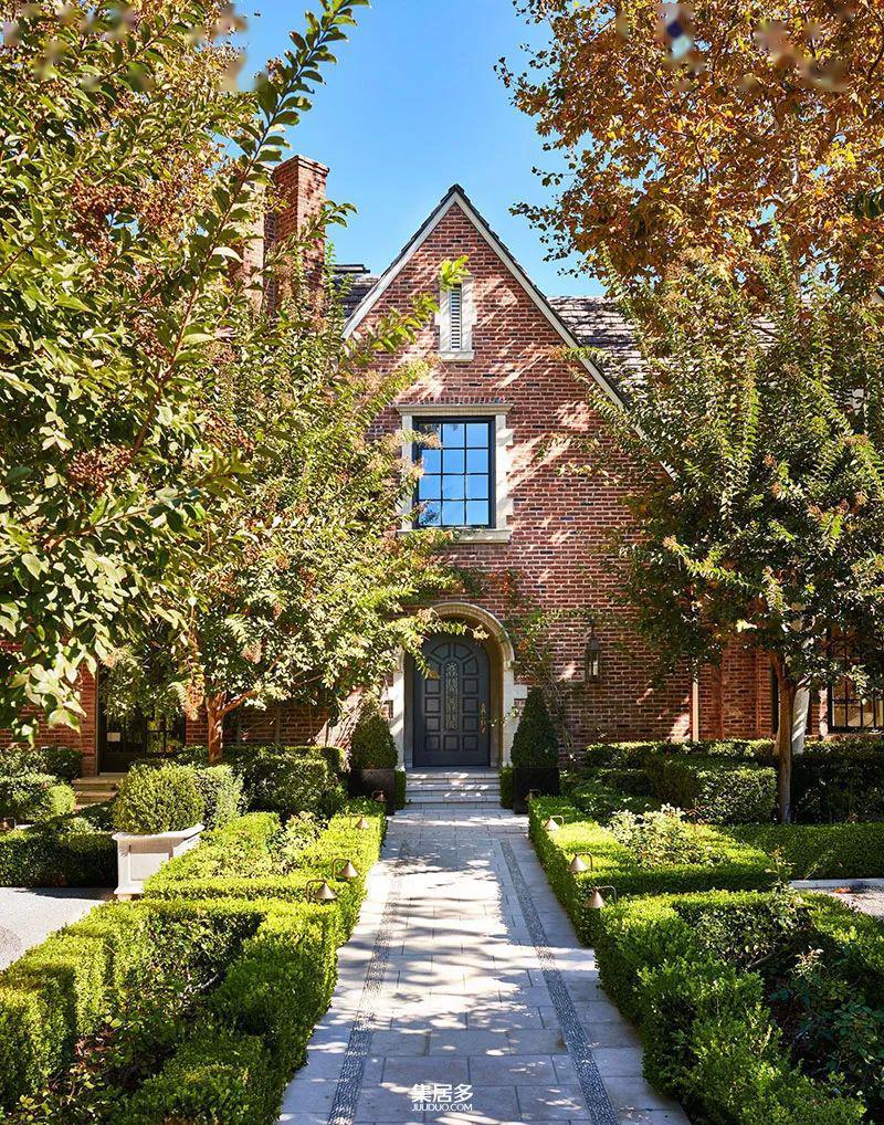 尼克网络总裁布BrianRobbins在洛杉矶都铎房地产结构设计职业发展图片