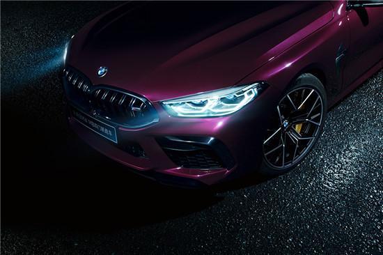 新款宝马M8四门轿跑和迅雷版震惊市场