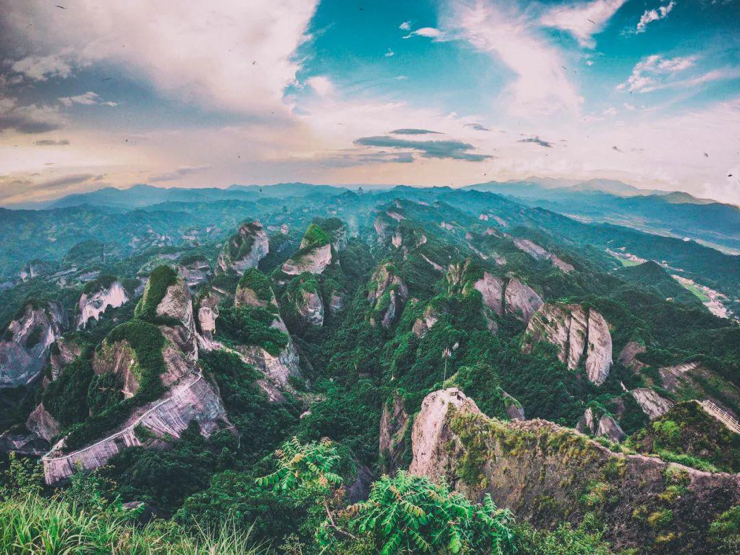 什么叫大美中国?看看这些国家级公园就知道了
