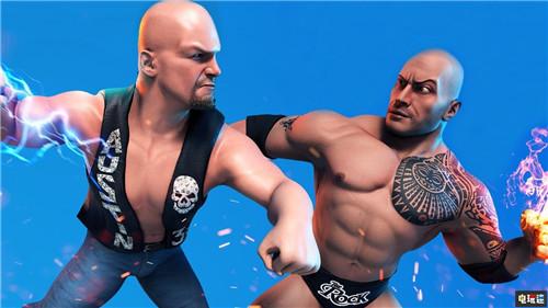 2K推出《WWE 2K竞技场》由《NBA2K欢乐竞技场》人马打造