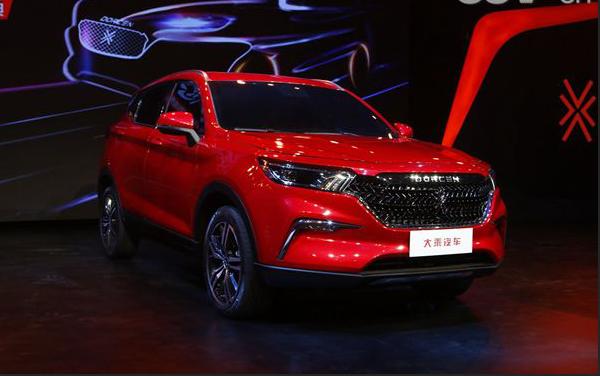 G60S良心产品,打造中国人买得起的高品质SUV