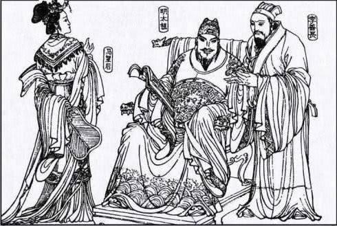 马皇后:朱元璋事业帮衬最大的一位,登基那天朱元璋亲自表达感谢