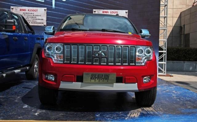 新款硬核SUV Cavey Louis上市了!190马力三菱2.0T发动机,空载车身