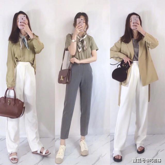 原创春季踏青如何穿?27套穿搭范本,超气质时尚