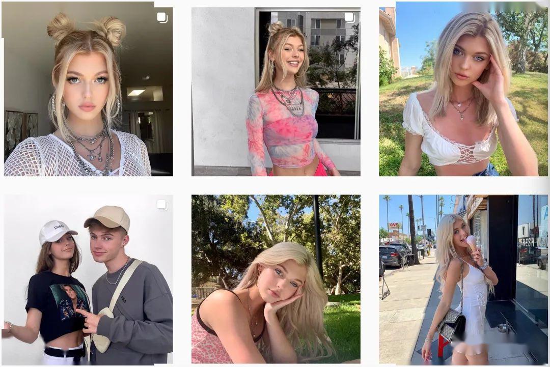 美国00后少女火遍外网:被赞真人芭比,拍张照就能赚百万?!