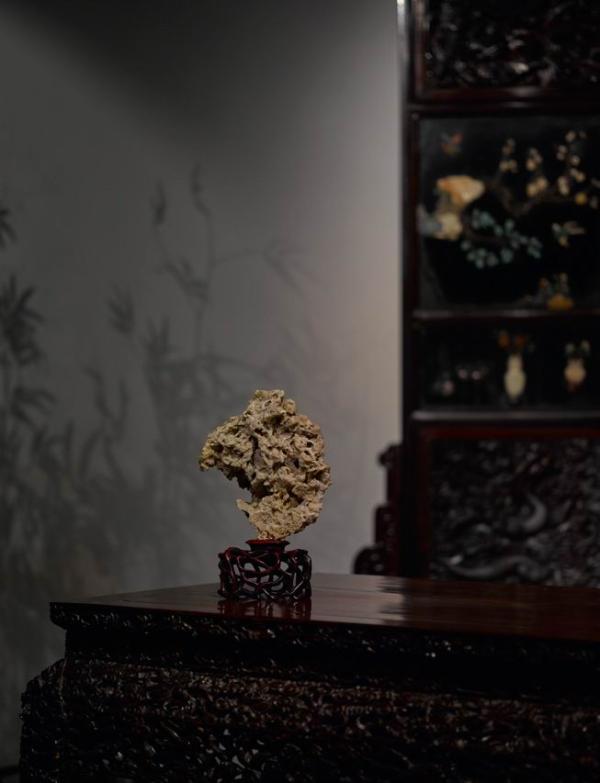 【石展】上博供石展捐赠者胡可敏:藏石纪事(上)