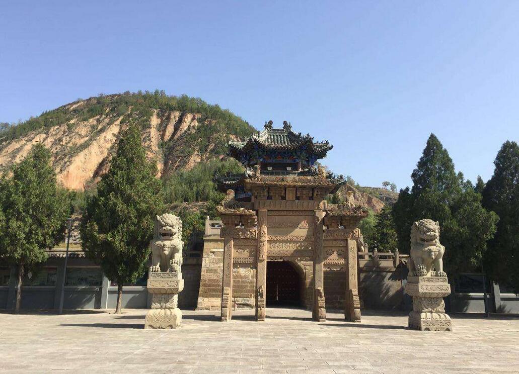 陕西北宋巅峰代表钟山石窟,号称第二敦煌,在全国更是绝无仅有