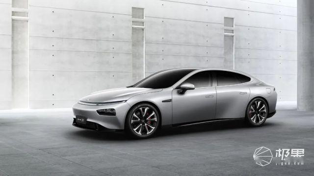 叫板特斯拉Model 3!小鹏发布新款电动轿跑P7,续航706公里售价22.99万起