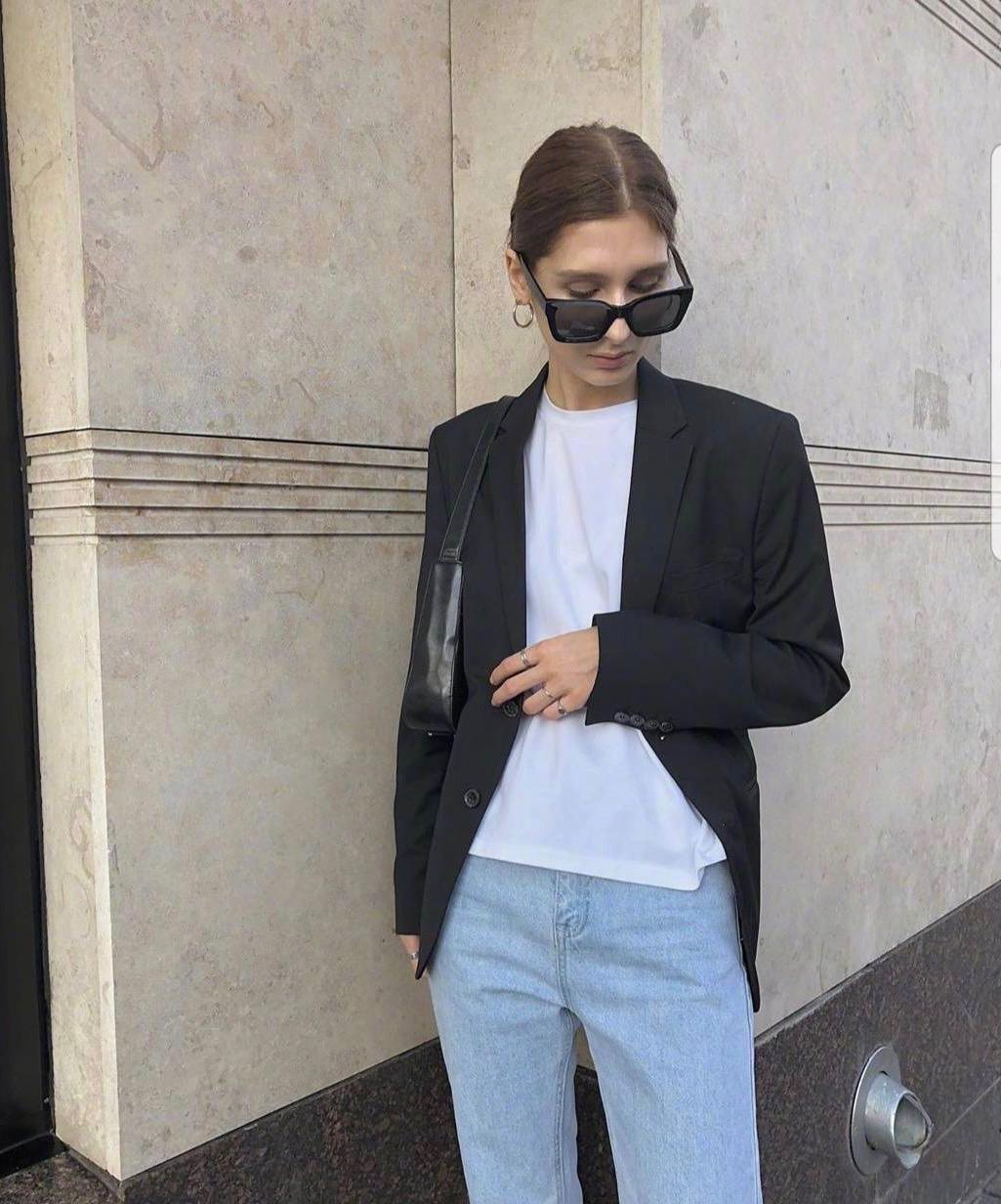 原创T恤好穿但不好看?时髦星人在线鄙视:穿搭tips用上了吗?