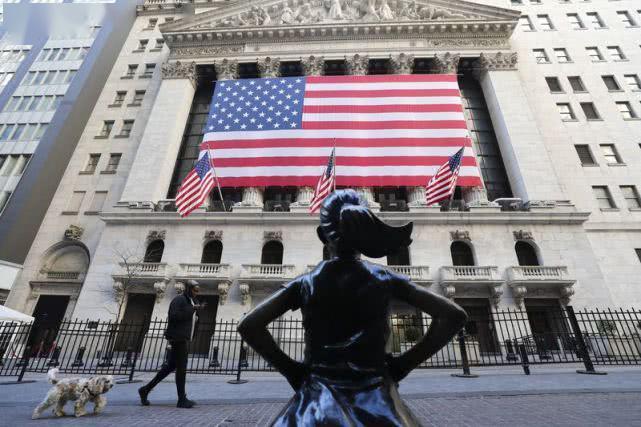 金融危机以来最大降幅!美国一季度GDP环比下降4.8%,业内认为实际情况更糟
