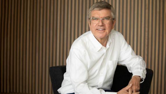 巴赫致信奥林匹克运动:奥运超出任何政治或其他分歧